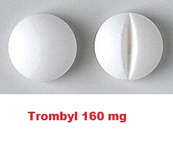 Trombyl 160 mg